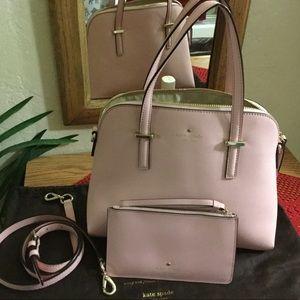 Kate Spade Handbag and Crossbody